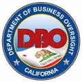 Registered Advisory Firm with California Department of Business Oversight