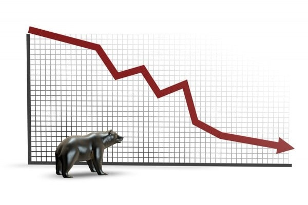 Stock Market Down, Bear Market