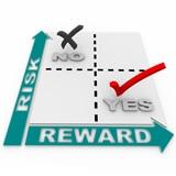 financial risk and reward