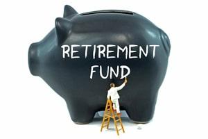 retirement planning piggy bank